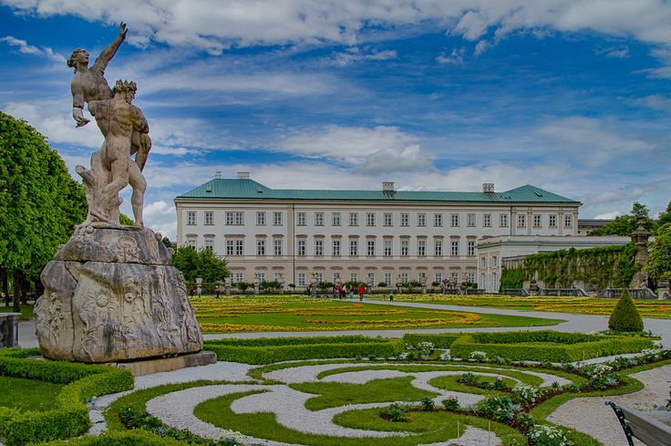 Schloss Mirabell #1 - null