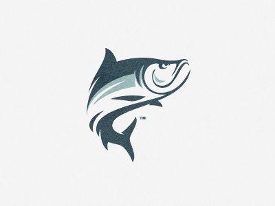 Tarpon Release Tournament Wear Branding Pinterest Fish Logo