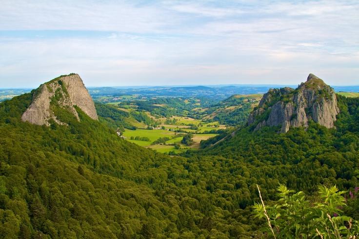 Roches Tuilière et Sanadoire - Département du Puy-de-Dôme - www.auvergne.fr