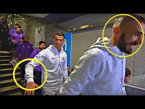 This is Why He is The King ● Ronaldo The True Leader ON THE FIELD! [Suuuuu!! ] - YouTube