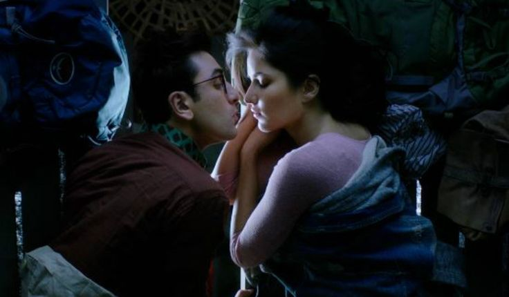 Katrina Kaif doesn't want you to see her kiss with Ranbir in Jagga Jasoos