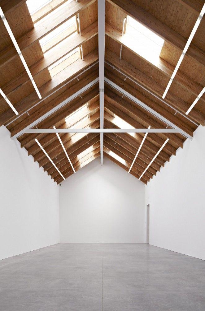 Parrish Art Museum / Herzog & de Meuron #wood