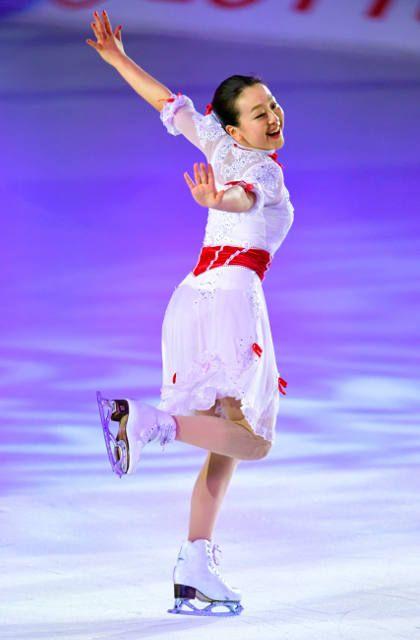【THE ICE 2017】浅田真央、競技引退後初の演技&コメント - コラム - フィギュアスケート dメニュースポーツ