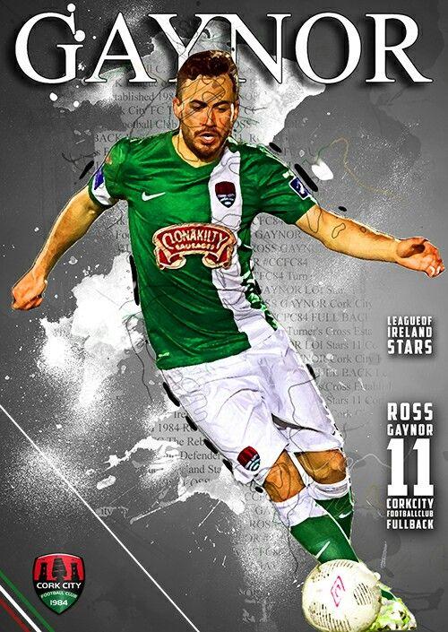 Ross Gaynor - Cork City FC