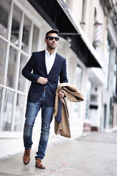 17 Best ideas about Navy Blazer Men on Pinterest | Mens suits ...