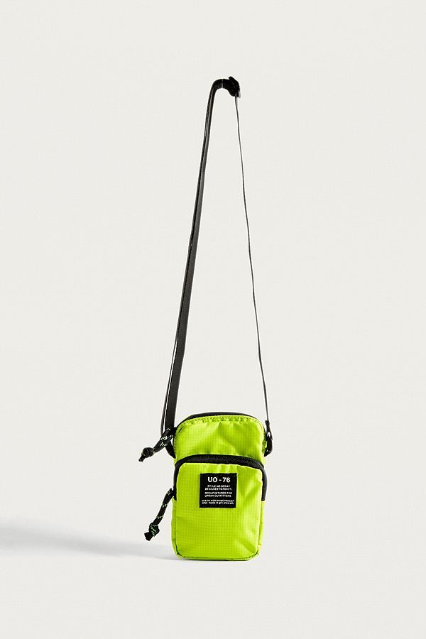 012cd7eaba UO Ripstop Pouch Crossbody | Cross body bag | Pouch, Crossbody bag, Bags