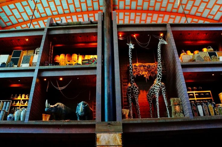 The Maritime Experiential Museum - Bao Chuan Cutaway
