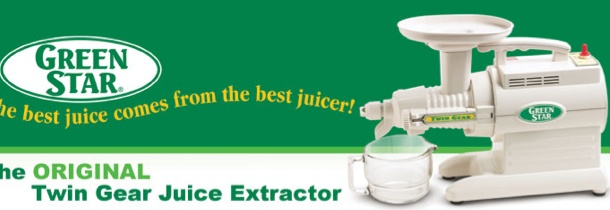 Green Star Juicer Review