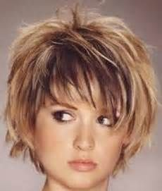 Some Examples of Choppy Layered Hairstyles   HairJos.com