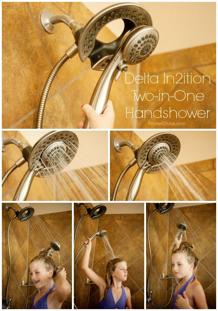 Delta In2ition Two-in-One Handshower and My Personal Hygiene =AUGUST 29, 2013 BY KRISTEN DUKE