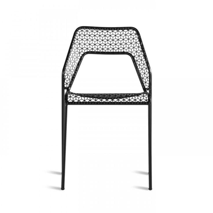 Hot Mesh Chair Powder Coated Steel $129.00