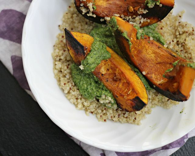 Recipe: Spice-Roasted Squash with Walnut-Green Harissa {GIVEAWAY} {eat ...