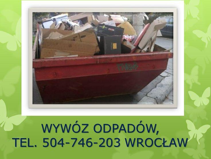 Wywóz odpadów po remoncie i budowie. tel 504-746-203, Wrocław, sprzątanie po remoncie, Wywieziemy pozostałości po prowadzonych remontach, wywieziemy resztki farb, tapet, gruzu, kafli, stary parkiet, palety, folie, gruz workowany, opakowań, niepotrzebne materiały budowlane itp. Wynoszenie gruzu z mieszkania, http://wywozmebliwroclaw.pl/