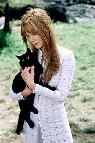 "I always wanted the dress Nicole Kidman wore in this scene in ""Practical Magic""."