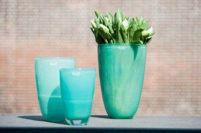 Jade flowervase