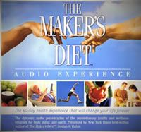 Maker's Diet Introduction by Garden of Life