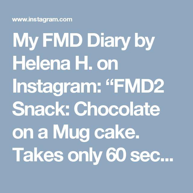 Fast Metabolism Chocolate Mug Cake