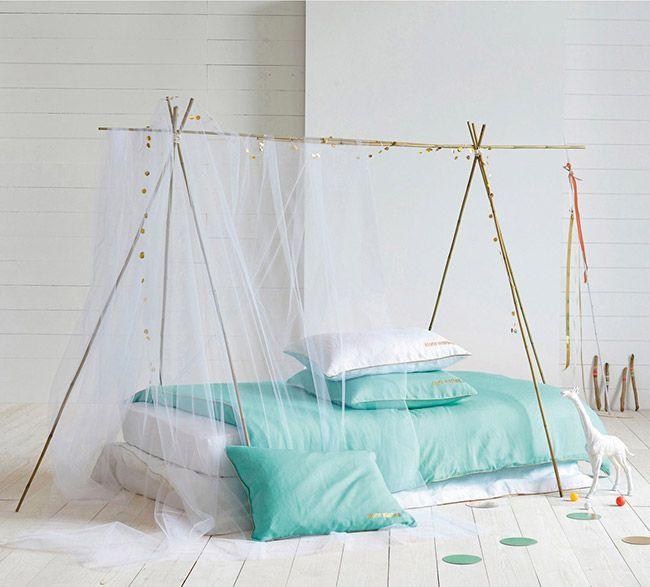 coups de coeur am pm collection printemps et 2014 lits linge de maison et linge. Black Bedroom Furniture Sets. Home Design Ideas