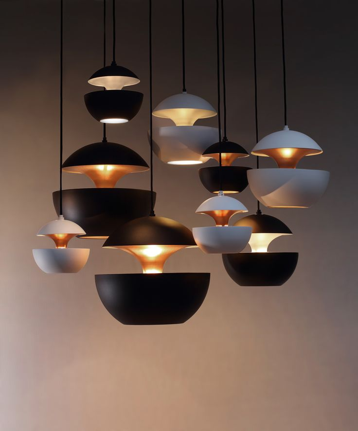 Bertrand Balas for DCW Éditions 'Here Comes the Sun' pendant light
