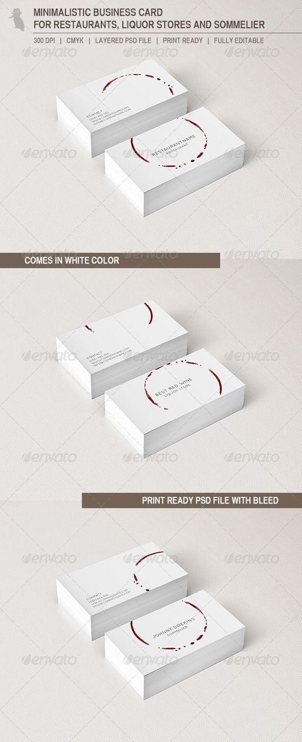 2860 best Business Card Template & Design images on Pinterest ...
