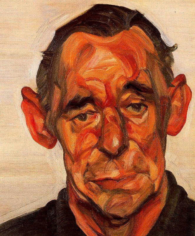 Lucian Freud, John Deakin, 1963-1964