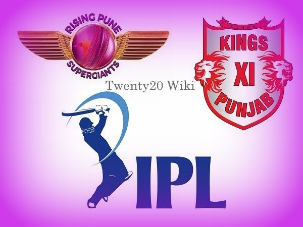 Kings XI Punjab (KXIP) to play Rising Pune Supergiants (RPS) in 4th match of vivo IPL 2017 on 8 April. Get KXIP vs RPS match-4 preview, predictions.