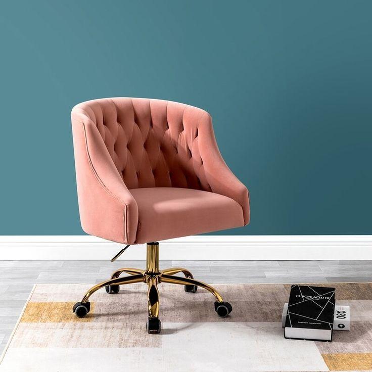 gold office chair legs