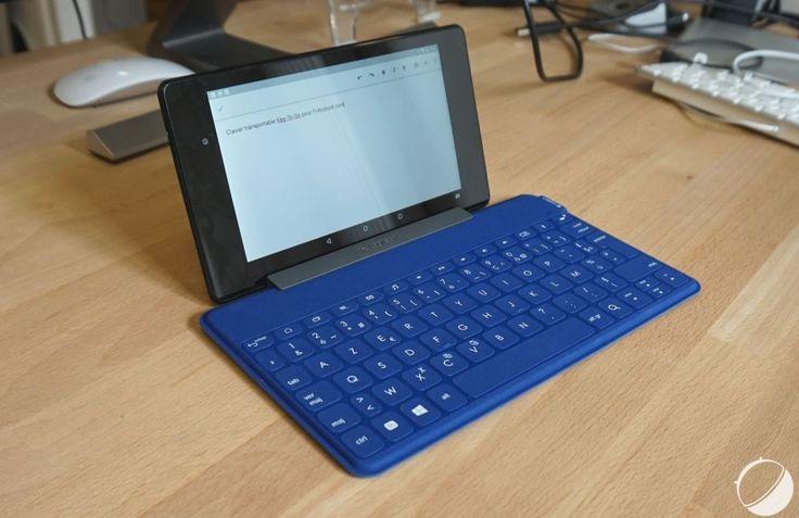 Test du clavier Logitech Key-To-Go : la clavier transportable et tout terrain - http://www.frandroid.com/test/prises-en-main/283872_test-clavier-logitech-key-to-go  #ObjetsConnectés, #Prisesenmain