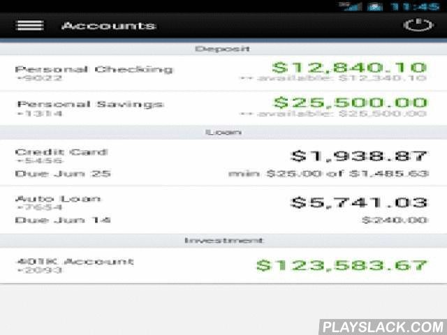 The Bank Mobile Banking  Android App - playslack.com ,  The Bank's Mobile App makes it easy for you to bank on the go.Do your banking right from your Android! You can manage your accounts, pay bills, find ATMs and more!Bank with confidence – The Bank's Mobile App allows you to manage accounts from your mobile device...anytime, anywhere. Now it's easy to do banking 24/7, right from your Android.It's fast, secure and free. With The Bank Mobile, you can:• Check available balances &amp…