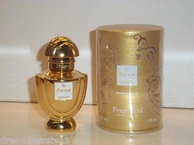 Ile d'amour Fragonard
