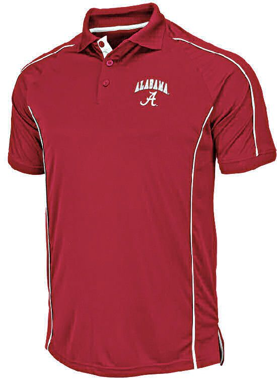 169 best images about golf and sports on pinterest golf for Alabama crimson tide polo shirts