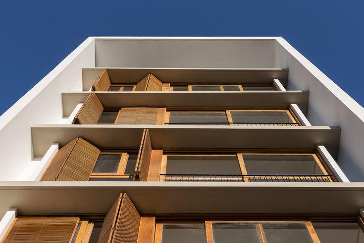 Galeria - Edifício Praça Municipal 47 / Arquitetura Nacional - 41