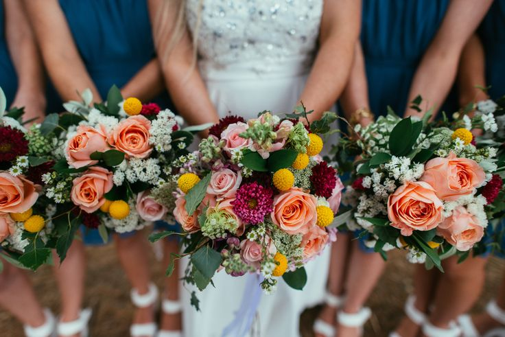 Chris and Hayley Judd got married bright and early into the new year. Their gorgeous taste for trendy rustic pops of colour was an absolute joy to play with. Theirs was the perfect summer wedding with the to-die-for setting of a converted barn out in Kumeu.     Photos by Nisha Ravji Photography