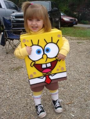 Cute Homemade Halloween Costumes - Homemade Toddler Halloween Costumes - Parenting.com