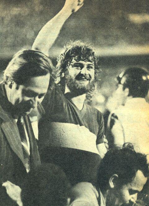 Boca Juniors - Bicampeon 1976 - Ribolzi