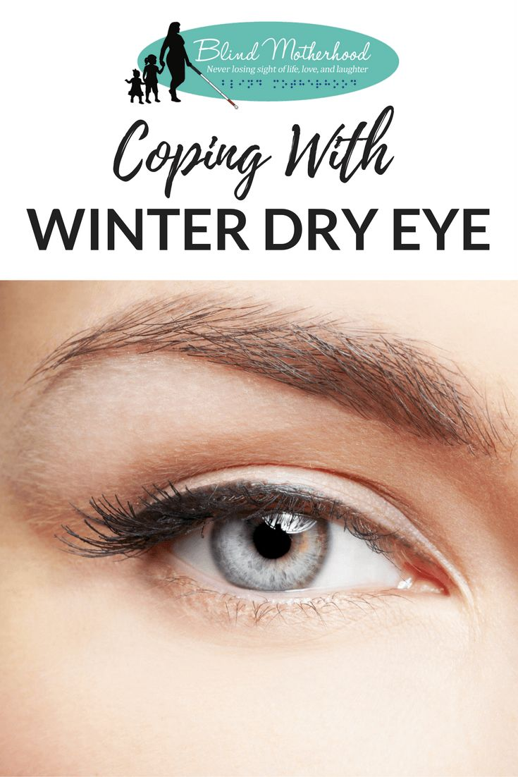 how to fix dry eyes at home