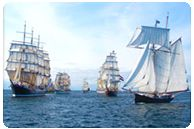 Special Events. Be part of the action on beautiful Sydney Harbour. Our special event tickets sell quickly. Book now to avoid disappointment. Greet the Tall Ship Fleet; Boxing Day - Sydney to Hobart start; New Years Eve Fireworks Spectacular; Australia Day Tall Ships Race; Evening Cruise Australia Day Fireworks; Valentines Day Twilight Dinner Tall Ship