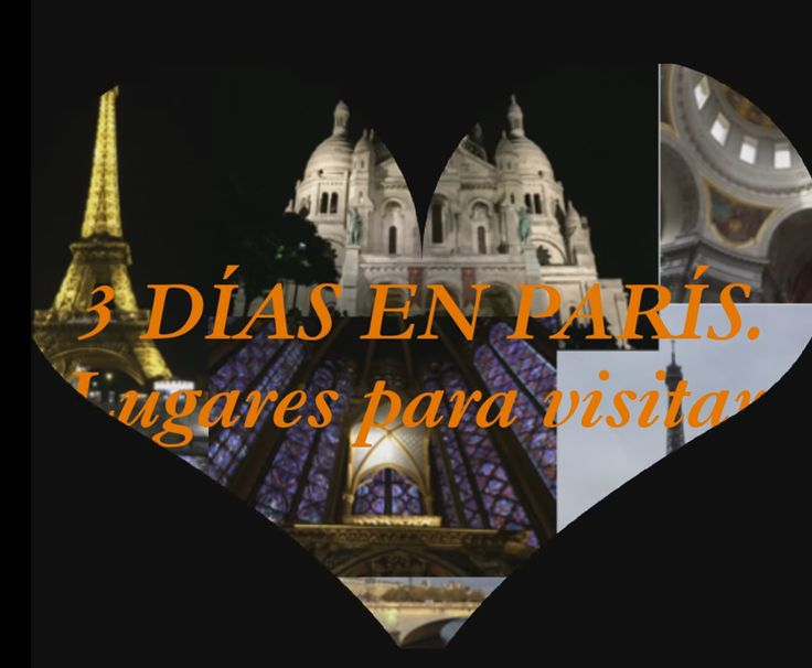 3 дні в Парижі. Подорож по чудових місцях. Відео екскурсія. 3 días en París. Lugares para visitar. #paris   #video   #trip   #travel   #viajes   #viajar   #turismo   #tourism  https://goo.gl/FPfRcE