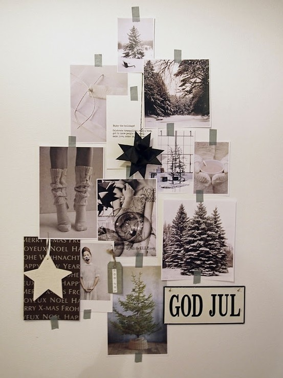 Thanks, I Made It: DIY Roundup: Christmas Tree Alternatives