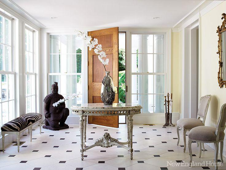 Woodbury Interior Designer Carole Winer Sorensen