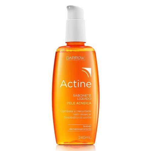Sabonete Líquido Facial Actine 240ml tem como principais componentes ácido salicílico e extrato de aloe vera. O ácido salicílico remove as impurezas e agentes irritantes, desobstruindo os poros da pele oleosa e acneica. O extrato de aloe vera hidrata a pele, evitando a sensação de repuxamento, comum em outros sabonetes antiacne. Para promover uma sensação refrescante e de pele purificada, o lactato de mentila está presente nas versões líquidas. Um produto de eficácia reconhecida, sendo uns…