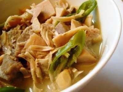 Sayur Gori - Cara membuat video resep sayur gori nangka bumbu kuning padang tetelan ceker santan ayam asli jogja jawa tengah paling sederhana bisa anda baca disini.