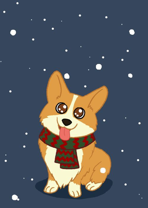 thefrogman:  Otis would just like to wish you all Happy Holidays. Thanks to Sarah Jfor making this beautiful animation.