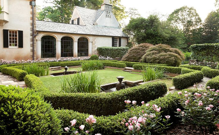 17 best images about landscaping ideas we love on for Georgian home landscape design