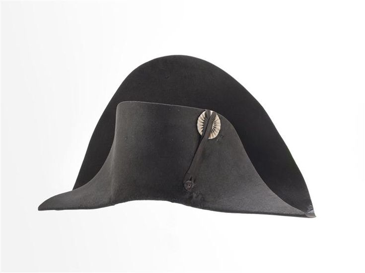 Chapeau worn by Napoleon in the Russian campaign