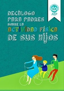 La actividad física en los niños es importante