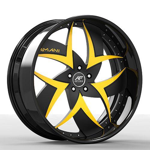 Amani Talenzo Wheels