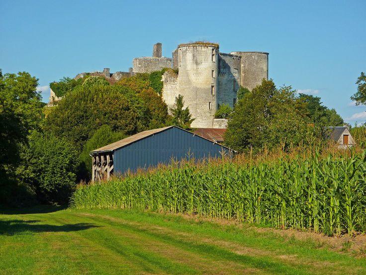 vallentrois indre le chateau