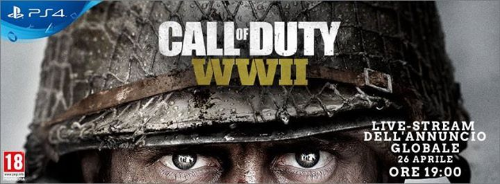 Preparatevi a una nuova battaglia: seguite con noi il live streaming dell'annuncio globale di Call of Duty: WWII su callofduty.com. #fashion #style #stylish #love #me #cute #photooftheday #nails #hair #beauty #beautiful #design #model #dress #shoes #heels #styles #outfit #purse #jewelry #shopping #glam #cheerfriends #bestfriends #cheer #friends #indianapolis #cheerleader #allstarcheer #cheercomp  #sale #shop #onlineshopping #dance #cheers #cheerislife #beautyproducts #hairgoals #pink…