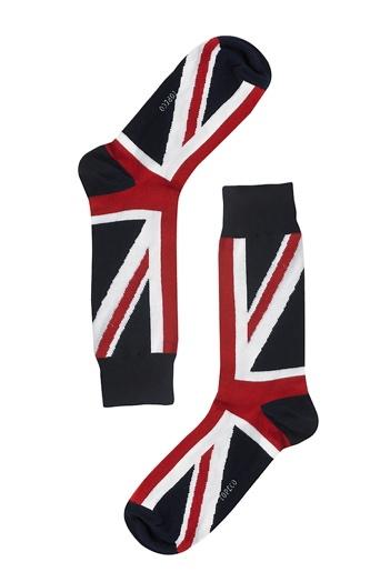 Topeco Iso-Britannian lippu Topeco England -sukat  Vanhimmalle koko 40